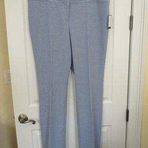Nine West blue Trouser pants - sz 16 - MSRP $79.00